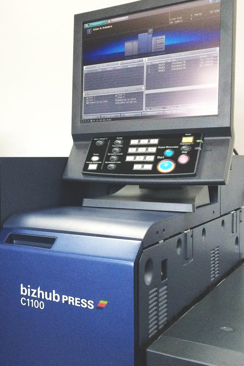 Konica C1100 Printer